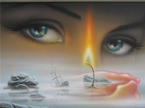Очі — дзеркало душі
