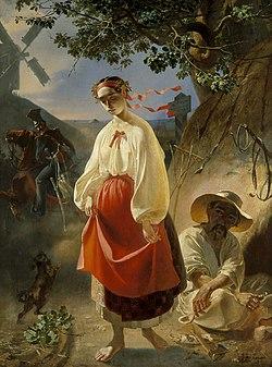 250px Шевченко Т. Г. Катерина. 1842 1 - Шкільний Всесвіт