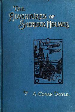 250px Adventures of sherlock holmes 2 - Шкільний Всесвіт